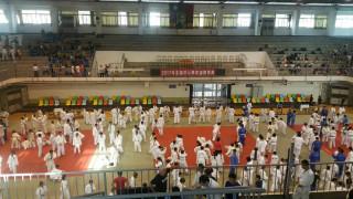 全國中小學柔道錦標賽。