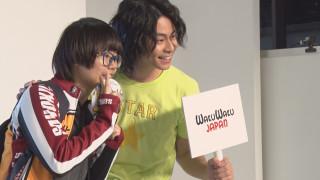 鯨井康介現身漫博會 宣傳「飆速宅男」第2季