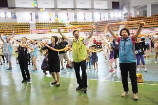 嘉家幸福、由我守護!親子三腳鐵人運動會 近500位親子同樂