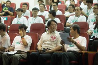 青年創意營 虛擬市府團隊對基隆提出政策及建言