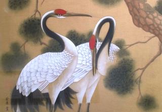 「丹青吟」水墨工筆展 中西藝術視覺饗宴
