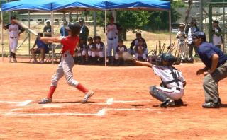 東園棒球隊赴日 參加親善野球賽