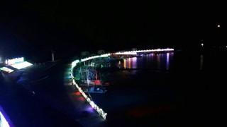 王功漁火有錢做觀光沒錢修路燈 漁民出海須摸黑上船