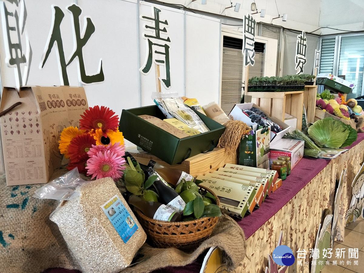 彰化高科技農業產業園區,未來彰化青農夢田的新基地。