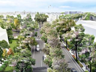 草漯造鎮市地重劃148公頃    38億標案9月上網公告