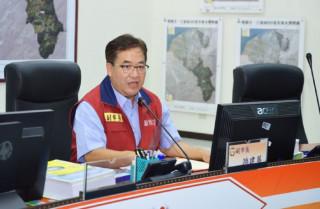 游副市長:請各單位做好應變,確保市民安全 。