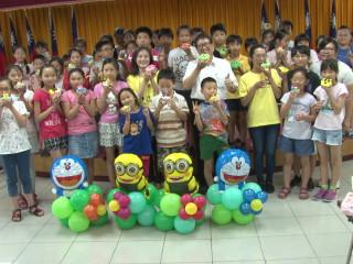 竹縣稅捐局夏令營 精采活動收穫滿滿