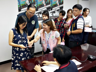 因應公職選舉模擬投票  新住民體驗課程啟動