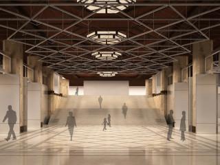 提供更優質的藝文服務 基隆文化中心進行大整修