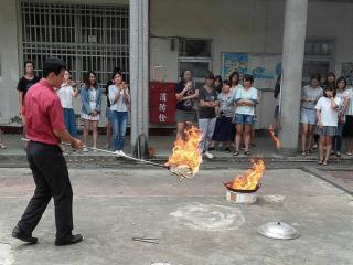 預防重於搶救 建立孩童正確防火觀念