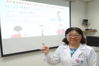 奇美醫學中心兒科部部長周琪表示,面對兒童頭部疼痛,家長應該有正確的觀念。