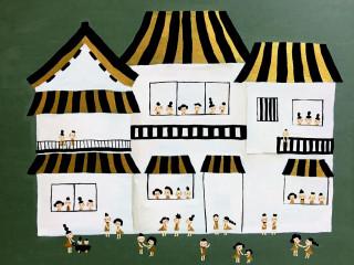 旅日畫家Viga的創作個展。