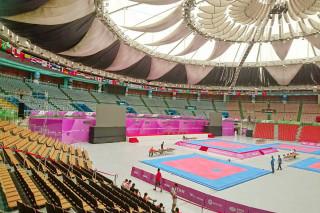 桃園市政府已完成2017世大運的各項準備,讓各國選手一起來感受桃園之美、讓世界看見臺灣。