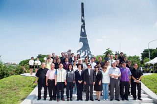 嘉義市二二八紀念碑遷移重置典禮 建碑同日揭幕