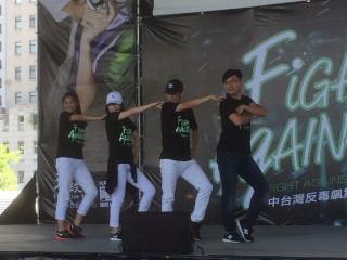 「以舞攻毒」飆舞暨微電影大賽 中市引導學子遠離毒品