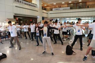 慈濟醫院中醫部舉辦「華佗營」 教導學生養生觀念