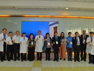 成大醫院主辦安寧緩和療護高峰會。