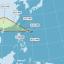 天鴿颱風形成 最快20日晚發布海警(圖/翻攝中央氣象局官網)