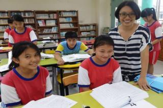 六甲國中許嘉齡老師榮獲全國師鐸獎,將由總統蔡英文頒獎表揚。