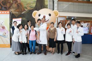 大林慈濟宣導器捐暨海報展,54人熱情響應簽署同意書