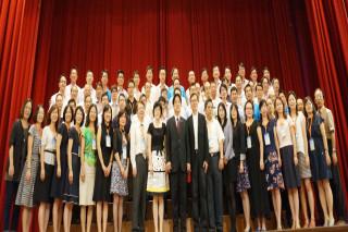南市高國中小學校長會議在長榮大學舉辦。