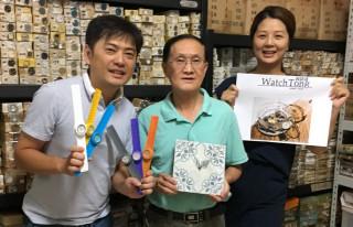 沃齊通公司獲選為亮點示範輔導店家。(文觀局提供)