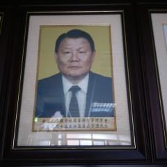 曾叱大溪政壇的呂芳澧逝世,將於八月二十九日下午進行告別式。(記者陳寶印攝)