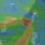 23日20歐洲模式模擬,27日8時850百帕風場圖顯示,東沙島附近海面的逆時鐘環流,有可能已達「輕颱」的強度。(圖/翻攝自洩天機教室)