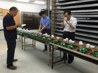 青壯世代齊聚 製茶技術交流傳承