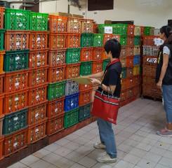 政院農委會公布全台灣蛋雞場芬普尼殘留檢驗報告,截至25日下午17時止,已送驗計1451件並全數檢驗完畢,不合格計44件,不合格率約3%。(圖/嘉義市衛生局)