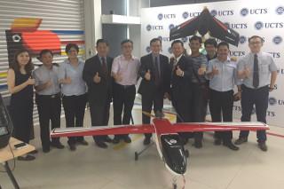 長榮大學與馬國砂勞越科技大學等成立無人機研究與應用中心。