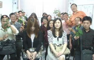 中國情人節前後,連日來有不少單身或失偶男女希望「終結單身」。
