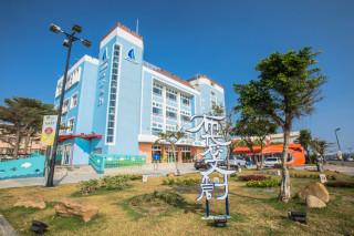 嘉義布袋首家三星級旅館布袋文創Hotel誕生了!多元亮點配合高跟鞋教堂拼觀光