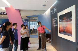 十三行「博物館得來速」即日起免費開放預約申請。(圖/記者黃村杉攝)
