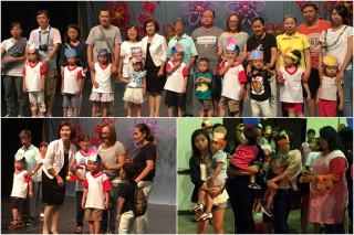 羅東鎮立幼兒園盛大舉行開學及迎新活動。(圖/羅東鎮公所提供)