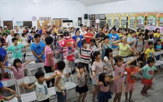 鹿港家庭福服響樂PARTY 社區友愛 享受親子同歡快樂空間