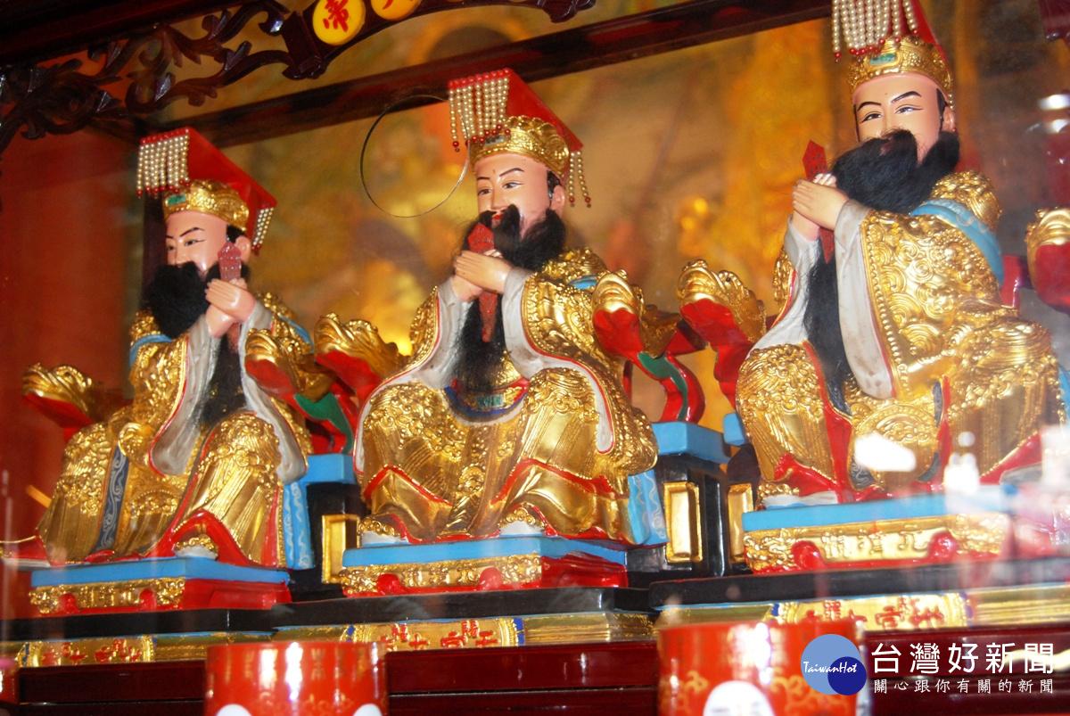 中元節地官赦罪日 元清觀隆重祝壽辦普渡法會