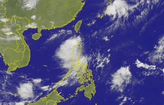 「谷超」颱風最快5日形成 不排除發布陸警(圖/翻攝中央氣象局)