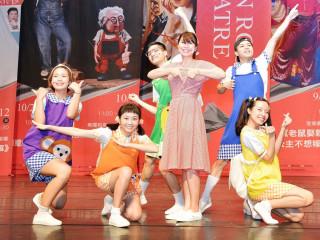 「2017鐵玫瑰劇場」9月20日起到11月25日在桃園展演中心及桃園光影文化館舉行。