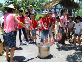 教導孩童利用自然能源 台東永續能源生活體驗活動開跑