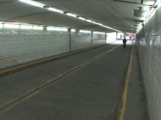 東大路機車地下道翻新 預計年底前動工