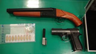 「毒鴛鴦買賣毒品擁槍自重,以防黑吃黑」