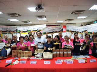 埔鹽廍子社區跨界創意料理大賽 17日開放300名民眾試吃票選