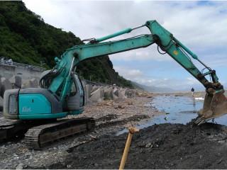 南迴油罐車翻覆事件 已完成初步油污清除工作