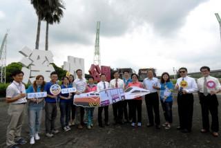 滿足溪州鄉民學生旅運需求 彰化新闢8路公車串聯高鐵彰化站