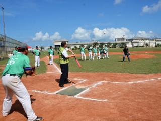 鼓勵民眾參與運動 澎湖社區聯誼賽500餘人交流球技