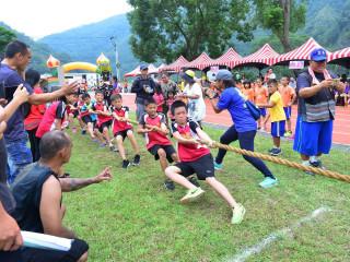 培育優秀體育人才 苗栗泰安鄉舉辦躍升原力綜合性運動會