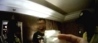 普仁派出所汽車旅館臨檢時,查獲愷他命毒品2包、愷他命捲菸1支、MDMA咖啡包4包,依法移送法辦。