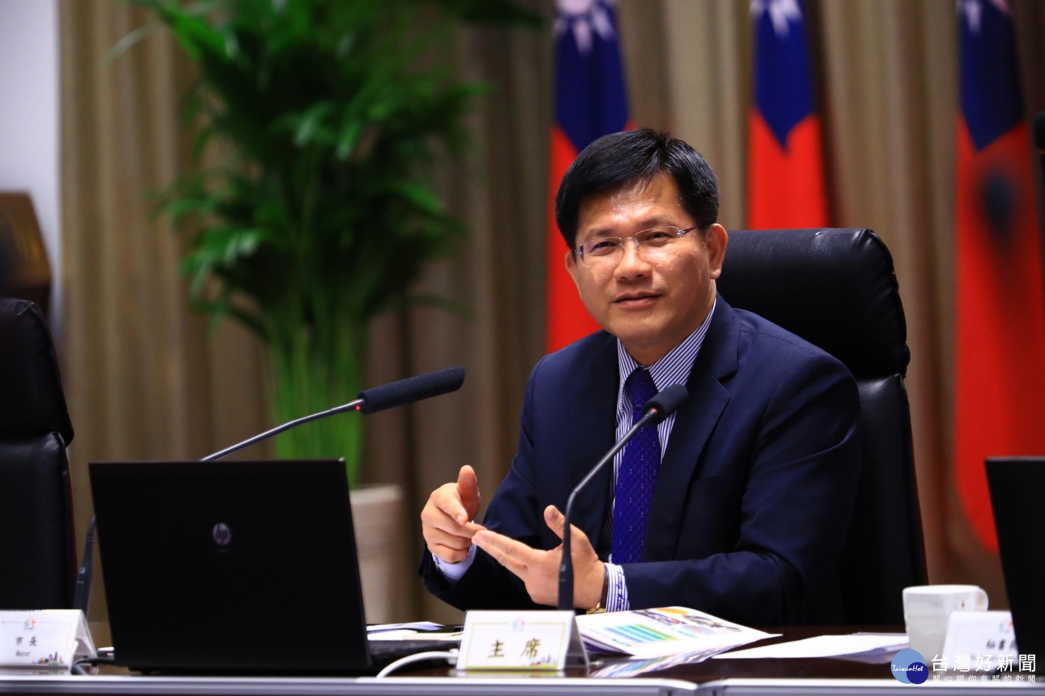 台中市公布107年度總預算 歲出1301.86億