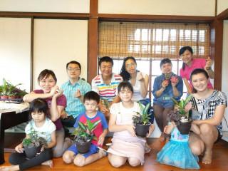 夏季活動-動手設計專屬自己的盆栽